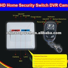 2.0 Mega HD Motion Detection Home Switch Surveillance Video Camera