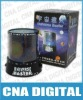 LED Nightlight with Universal Night Auto Rotation Projection ,