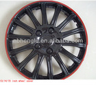 car accessories / bi-color wheel covers / car wheel tunning accessories