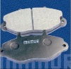 orginal factory quality auto brake pad for Transit