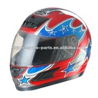 motorcycle high quality custom full face helmets