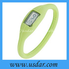 green color Ion watch