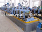 BN76 Straight Seam High Frequency Welded Pipe Mill Line