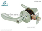 3687PS tubular handle lever lock