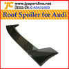 carbon rear wing spoiler spoiler kits for Audi A3 8P