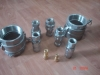 fast stainless steel fitting