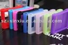 Wholesale factory price high quality for iPod nano6 silicone products silicone skin case