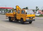 JMC 4x2 Small Truck with Crane