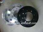 Mercedes truck wheel parts
