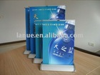 """12"""" Tabletop Retractable Banner Stand"""