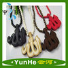 hip hop necklaces for men hip hop wooden necklace hip hop pendant necklace