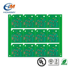 FR-4 green color solder mask single side pcb bare board