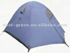 3 person personalized family fiberglass pole camping tent