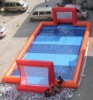 best sale inflatable soap football field