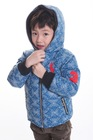 New design of winter coat for boy's 2012 Winter collection