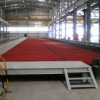 (Russia sales)Steel Bar Rolling Mill Cooling Bed
