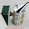stainless steel smoker cowskin material