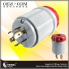 Socket for Generators with four pins