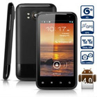 X315e 4.3 inch Android 4.0 3G Smart Phone With HDMI WCDMA+GSM Dual SIM WiFi GPS Capacitive Touch Screen