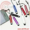 Mini designed capacitance pen for iPhone 4 4S ipad and Mobile Phone
