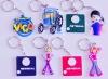 Promotional 3D PVC Keychain