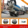 High Efficiency small concrete mixer truck for sale