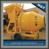 Easy Trailer to Job site Mixer JZC Concrete Mixer