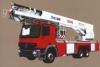 XCMG CDZ40 Fire truck