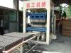 Hollow brick making machine --popular worldwide