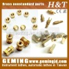 Non-standard pieces of brass Custom-made high-precision, Pieces of brass