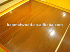E0-E2 high glossy laminate flooring water resistant