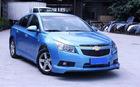 PP Body Kit for Chevrolet Cruze, KoreanType