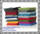 100 Colourful Polyster Felts