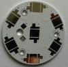 aluminium base pcb with 7led