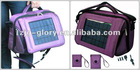 Solar Messenger bag, handbag for charging mobile phone,camera,GPS,etc.
