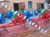 High efficiency 3000kg/h wood hammer mill crusher