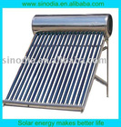 2012 Newly Designed Stainless Steel Solar Heater Water