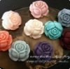 2012Newest Resin Flower for decorating necklace Pendant or ring 27mm