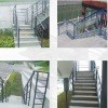ornamental cast iron staircase railing