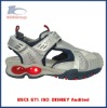 led flash light sandals Breathability mesh upper