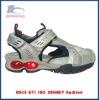 led flash light sandals Breathability mesh upper