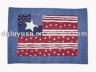 the Star-Spangled Banner Christmas place mats