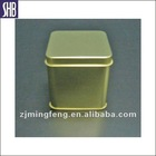 metal color tin box