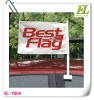 2012 outdoor advertising car flags(EL-7004)