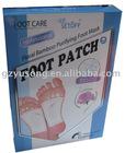 High quality Detox Feet patch box