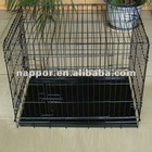 Dog Puppy Pet XX large 48'' Cage Folding Carrier Crate ( UK Stock )