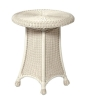 Garden PE rattan round table furniture