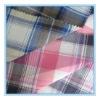cotton polyester yarn dyed shirt fabric