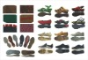 100% pu synthetic leather for shoes material