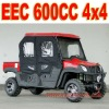 EEC 4x4 600cc 4 Seat Utility Vehicle